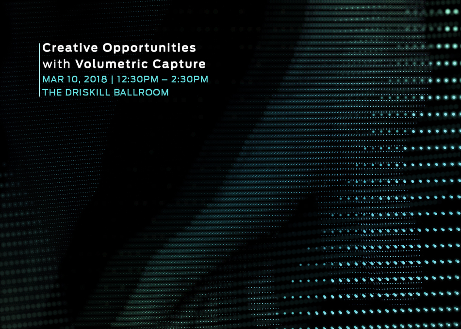 Creative Possibilities with Volumetric Capture