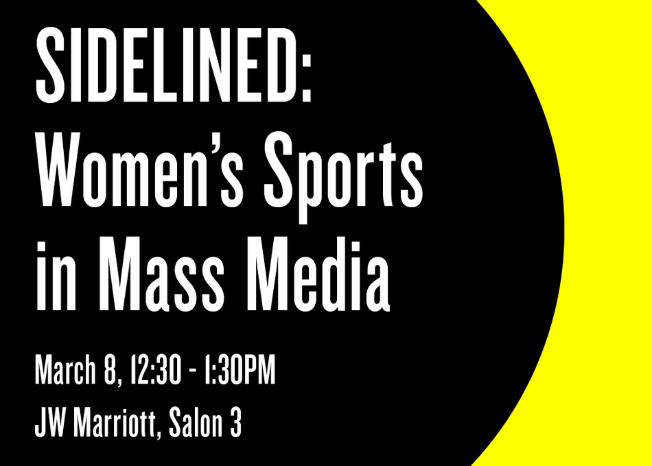 Sidelined: Women's Sports in Mass Media