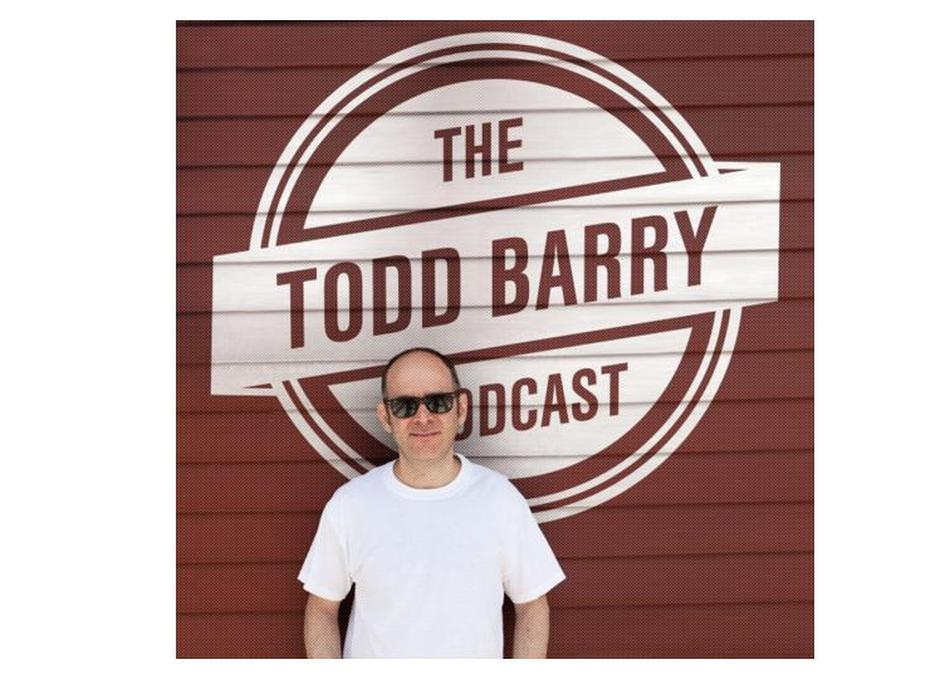 Todd Barry Podcast