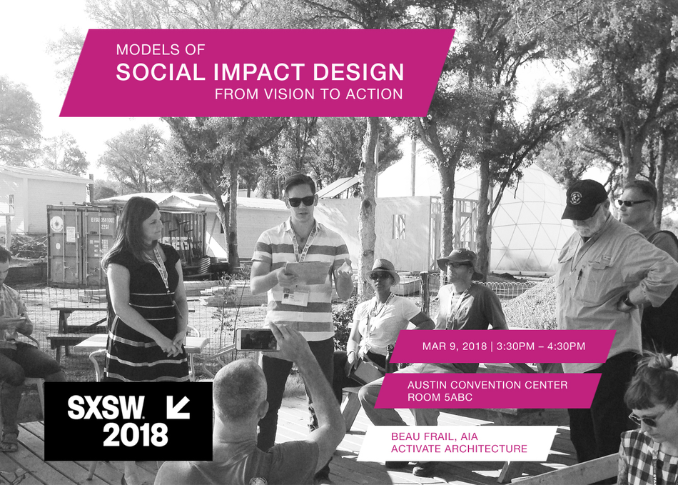 Models of Social Impact Design: From Vision to Action