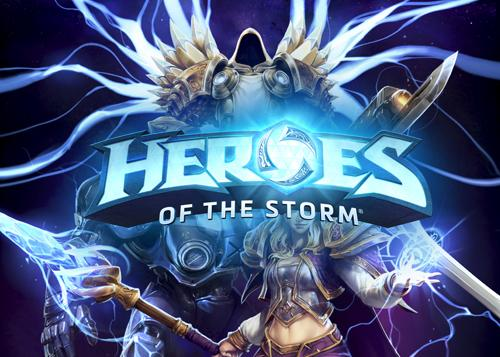 Heroes of the Storm College Rivalry Series