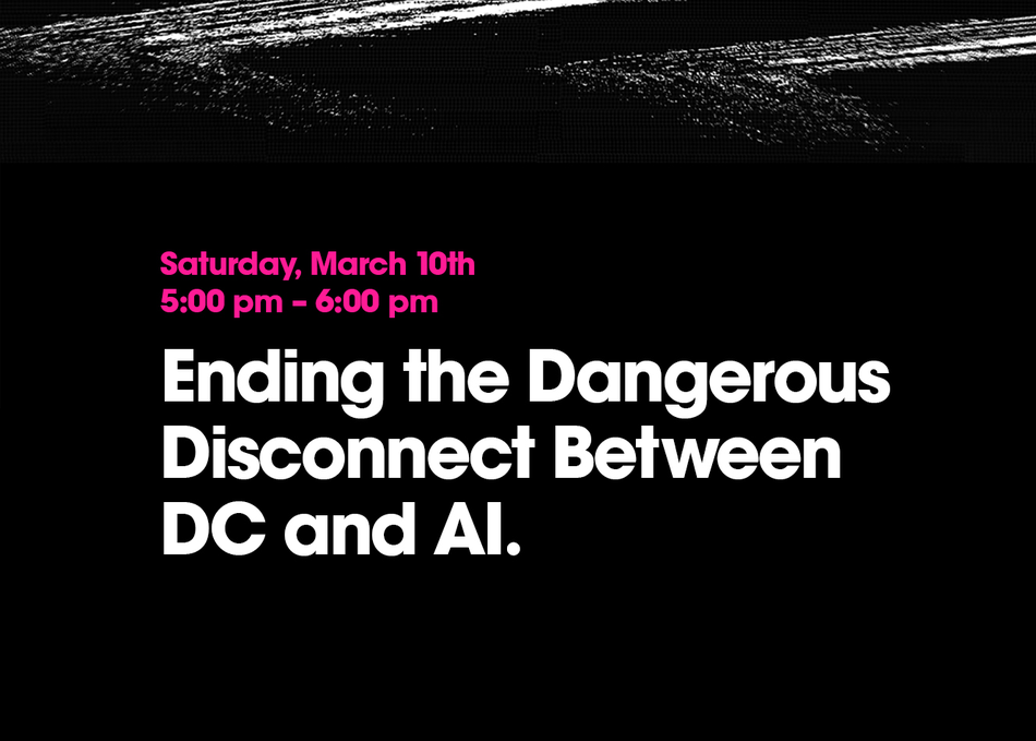 Ending the Dangerous Disconnect Between DC and AI