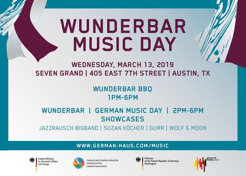 WUNDERBAR German Music Day