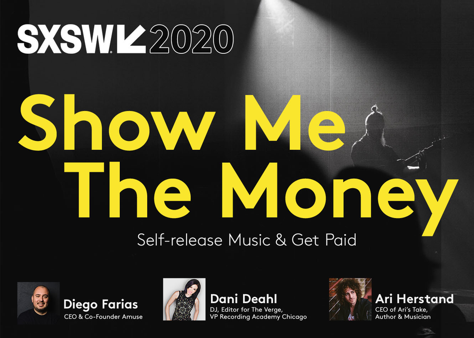 Show Me the Money: Self-Release Music & Get Paid