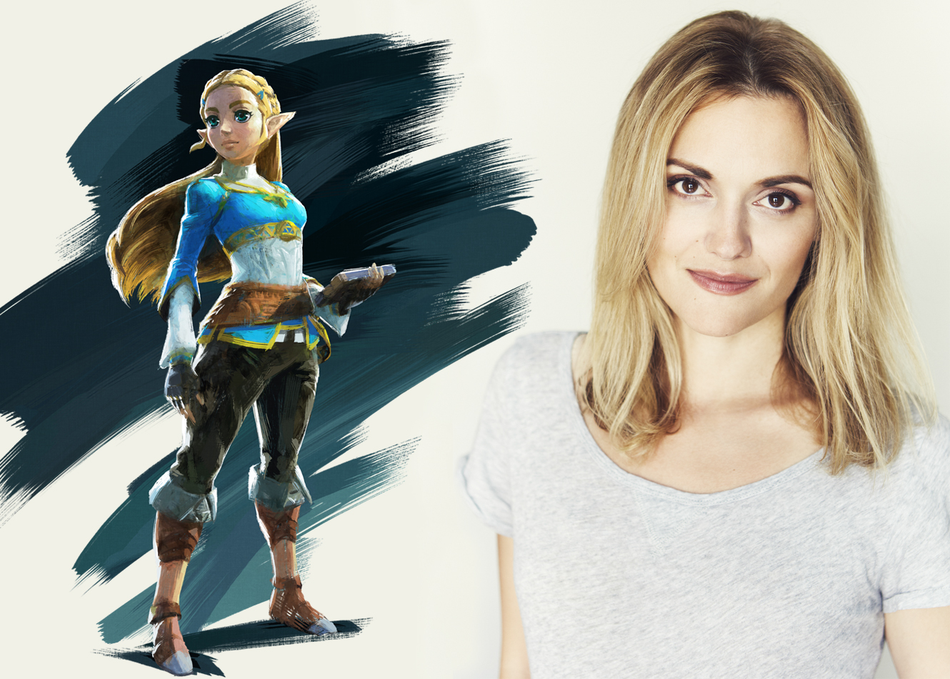 Patricia Summersett Chats the Legend of Zelda: Breath of the Wild