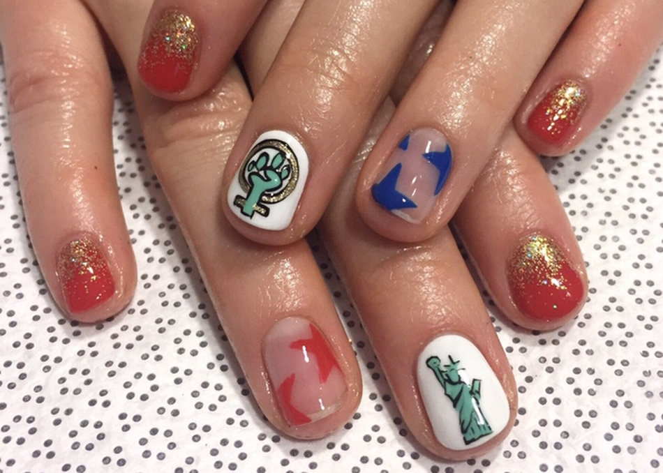 Tiny Canvases: Identity and Protest through Nail Art