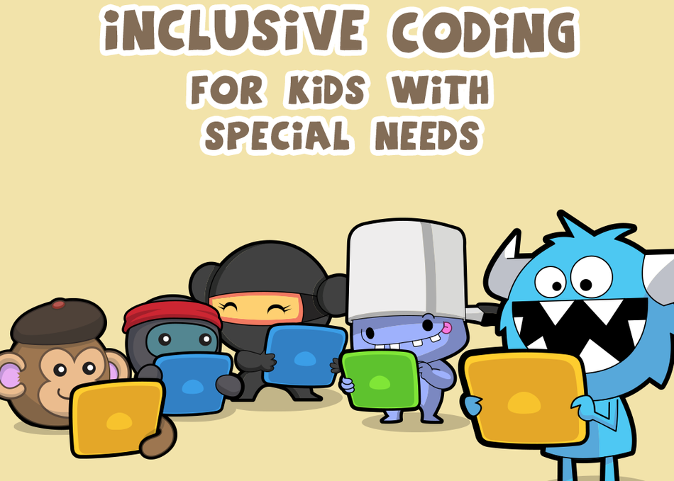 Inclusive Coding for Kids with Special Needs