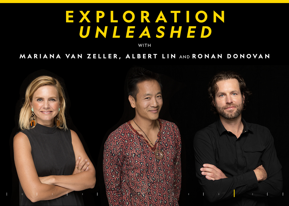 Featured Session: Nat Geo Storytellers: Exploration Unleashed