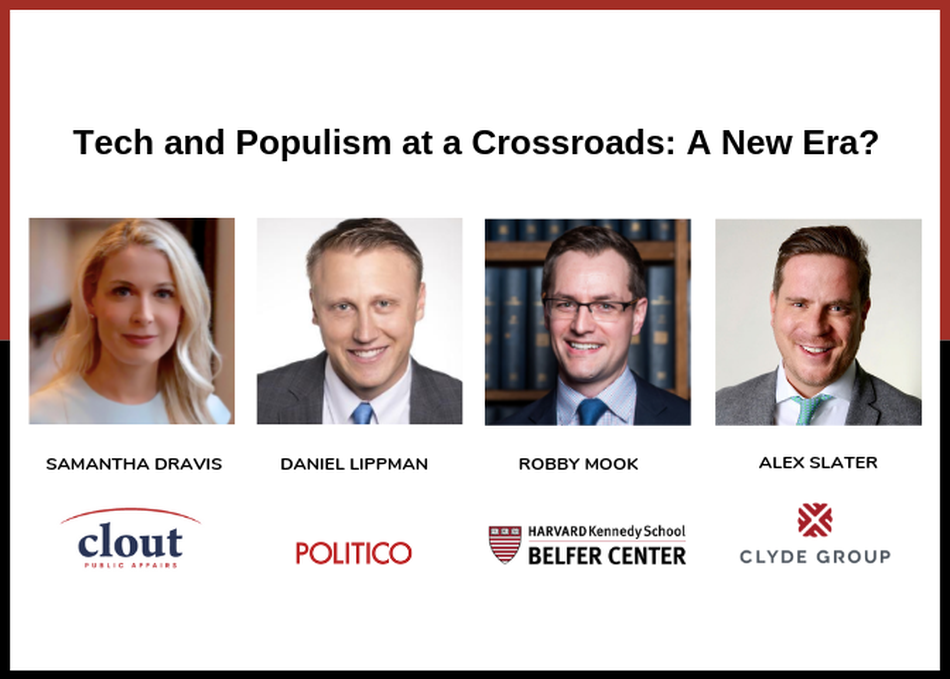 Tech and Populism at a Crossroads: A New Era?