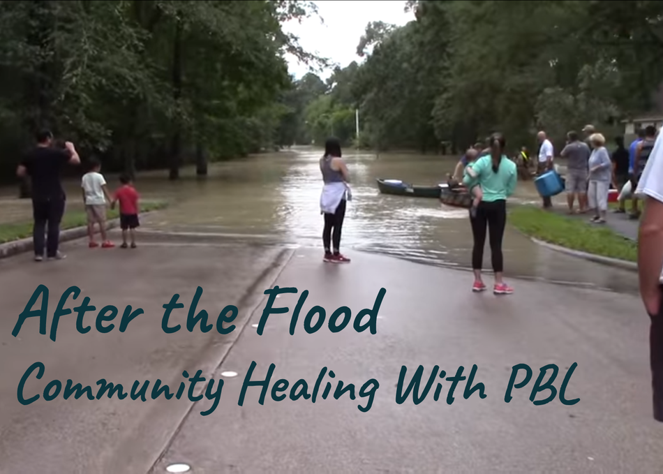 After the Flood: Community Healing with PBL