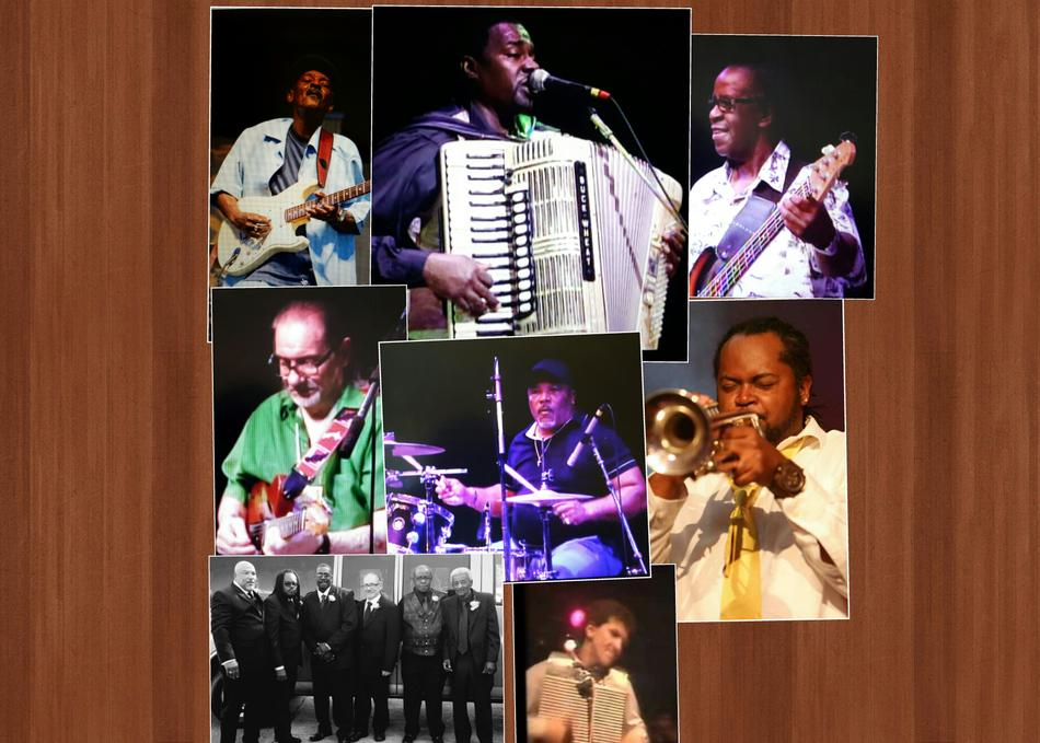 The Legendary Ils Sont Partis Band (BUCKWHEAT ZYDECO BAND)