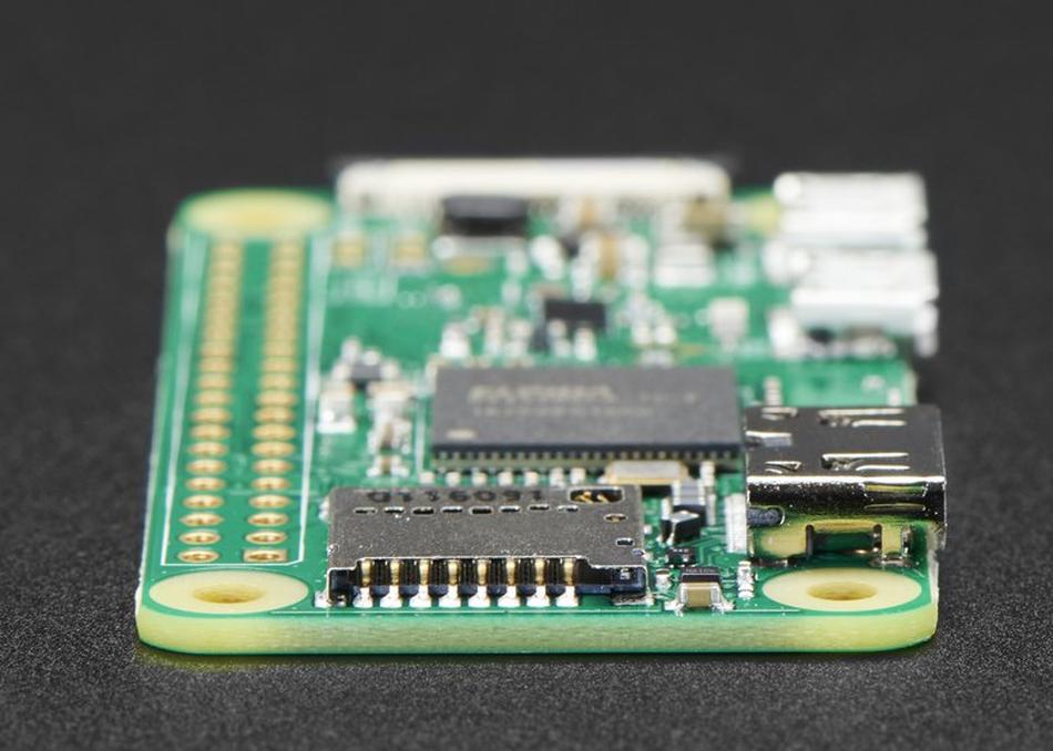 Exploring the Raspberry Pi Zero W
