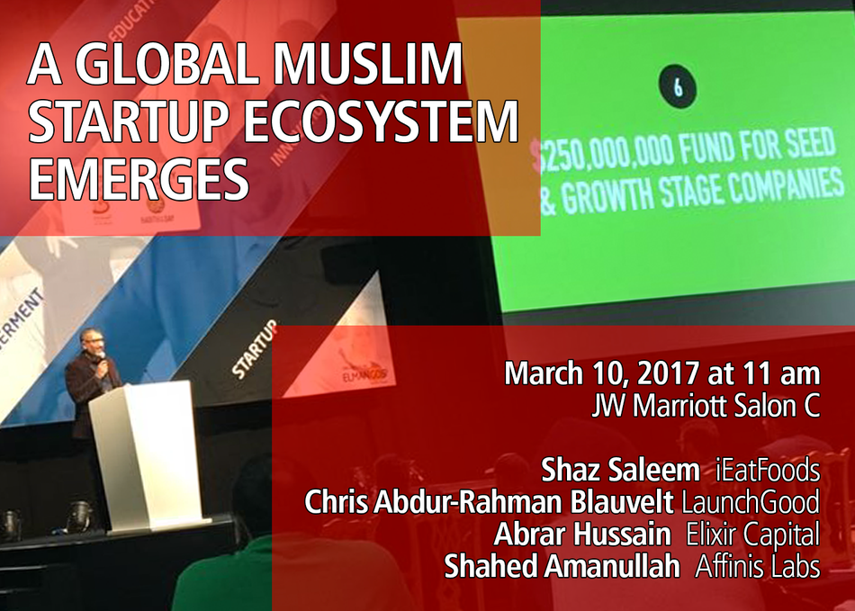 A Global Muslim Startup Ecosystem Emerges