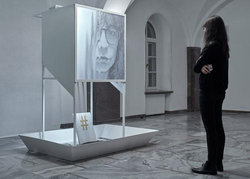 SXSW Art Program Presents hash2ash by panGenerator, Krzysztof Cybulski, Krzysztof Goliński, Jakub Koźniewski