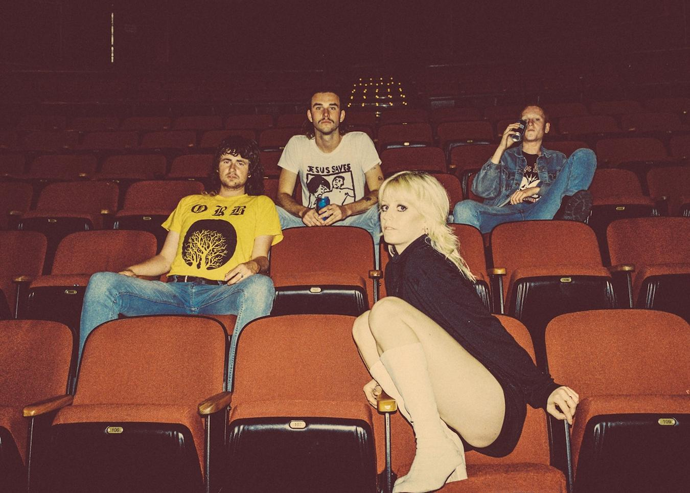 Amyl & The Sniffers – The Music Preview Guide To SXSW 2019