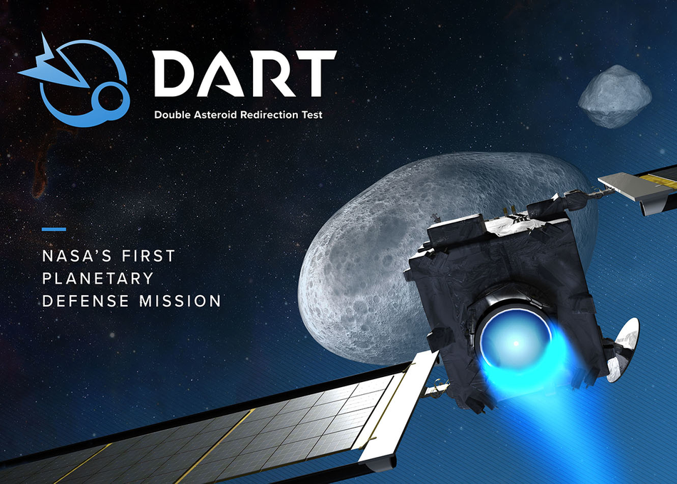 NASA's First Planetary Defense Mission: DART