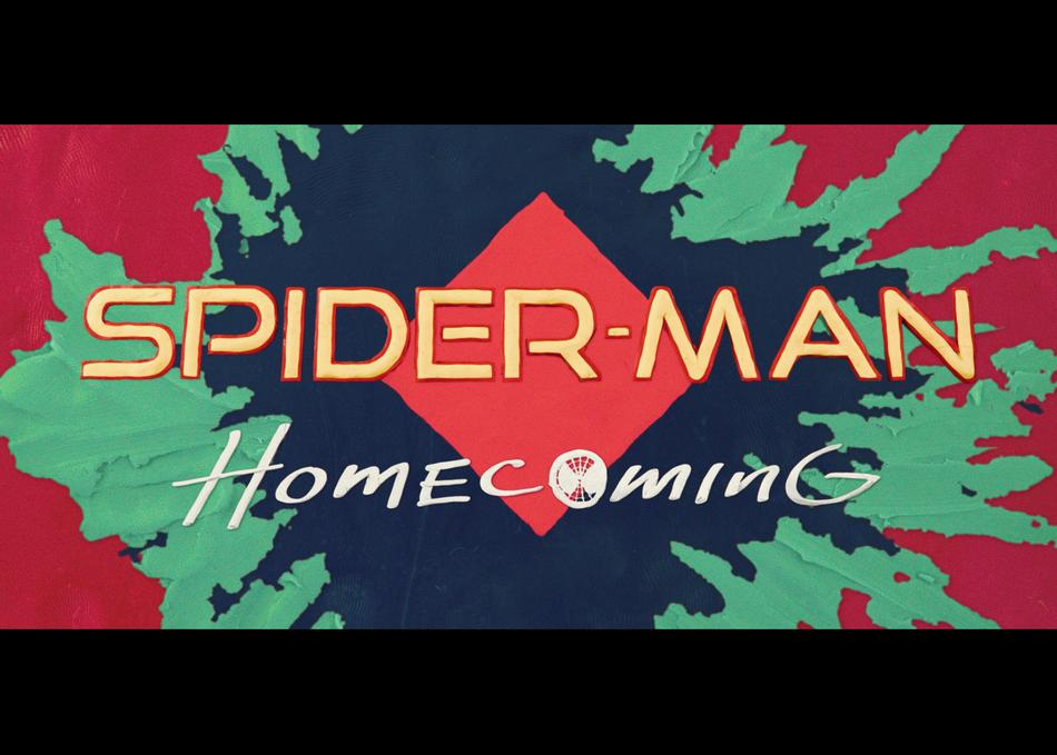 Spider-Man Homecoming Main On End Titles