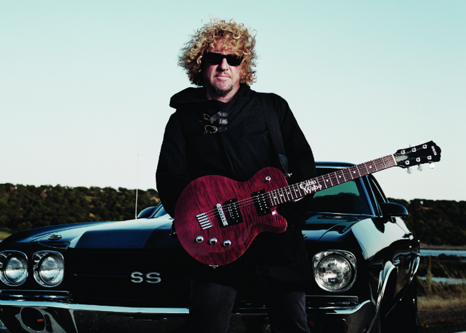 Conversation with Sammy Hagar