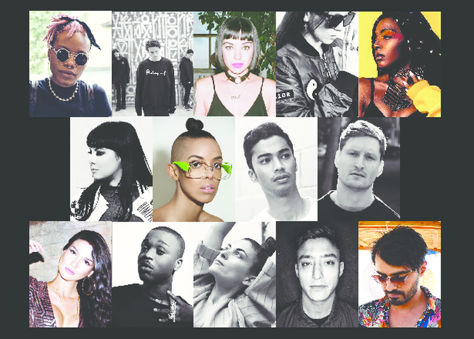 Shifting the Diversity Dial in Dance Music