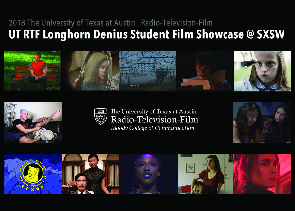 SXSW Community Screening: UT Radio-Television-Film Longhorn Denius Student Showcase