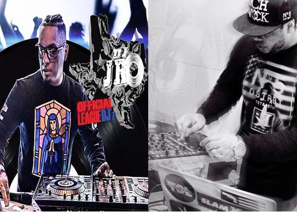 League DJs (DJ JRO & DJ D.Best)