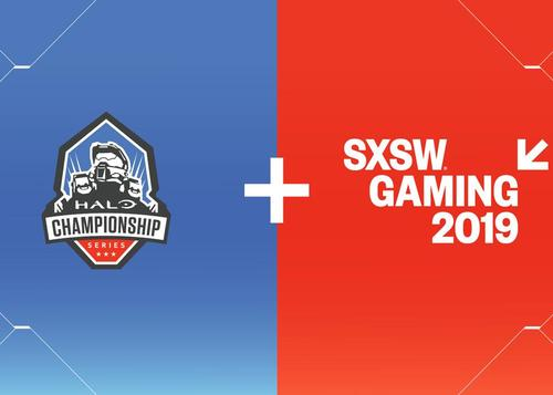 Halo Championship Series Invitational at SXSW Gaming