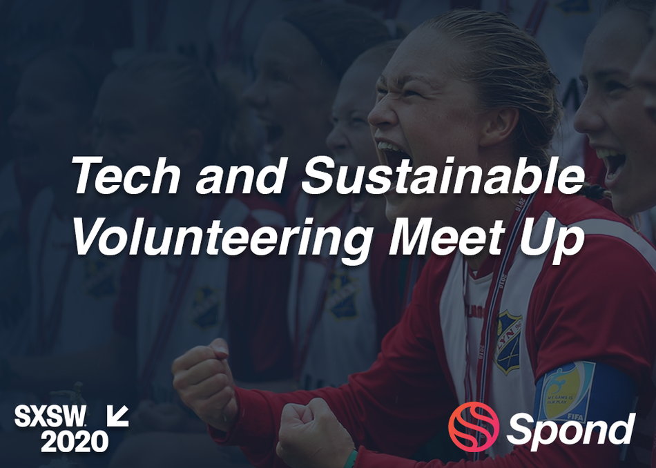 Tech and Sustainable Volunteering Meet Up