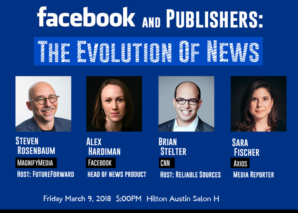 Facebook and Publishers: The Evolution Of News