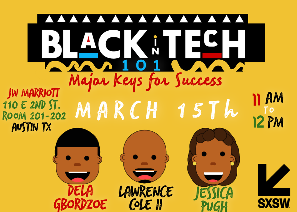 Black in Tech 101: Major Keys for Success