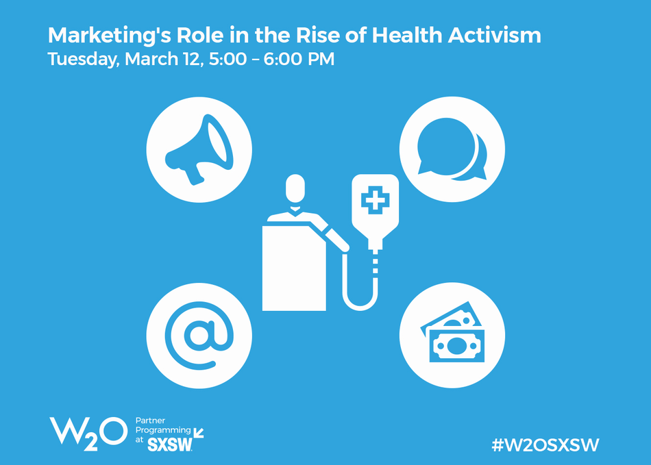 Marketing's Role in the Rise of Health Activism