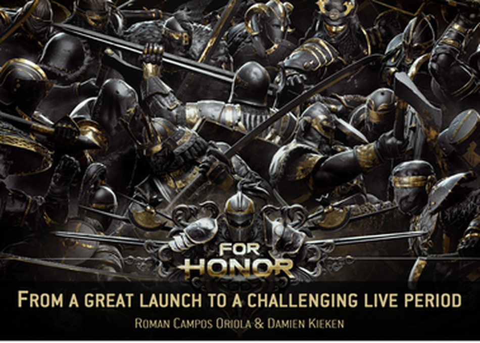 For Honor: Great Launch to Challenging Live Period