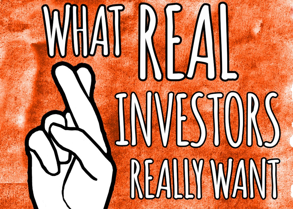 What Real Angel Investors Really Want