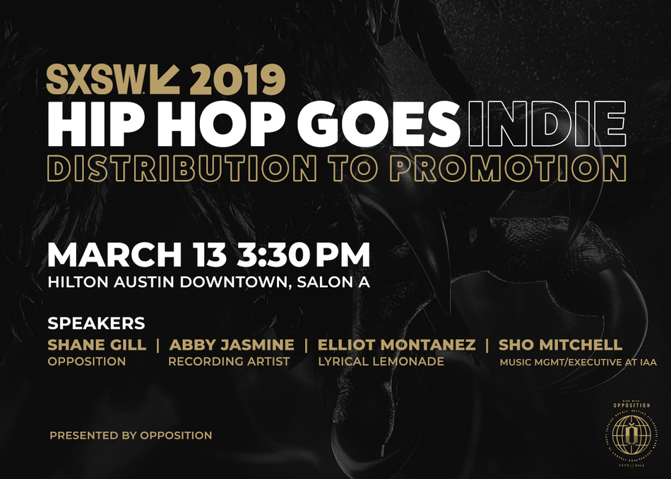 Hip Hop Goes Indie: Distribution to Promotion