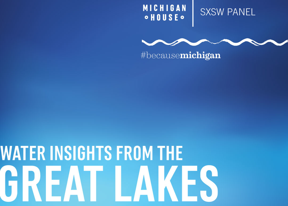 Water Insights from the Great Lakes State