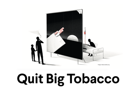 Quit Big Tobacco