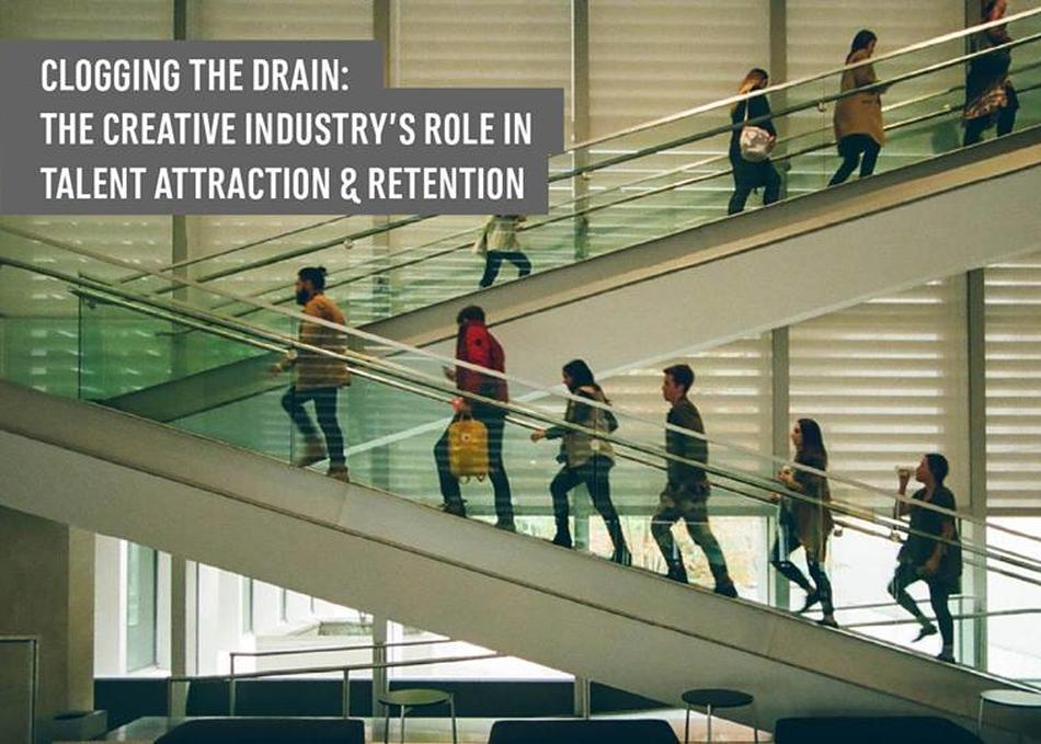 Clogging the Drain: Creative Talent Attraction