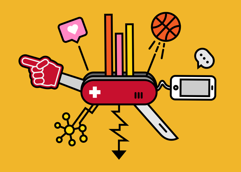 Swiss Army Marketing: A Chat with NBA CMOs