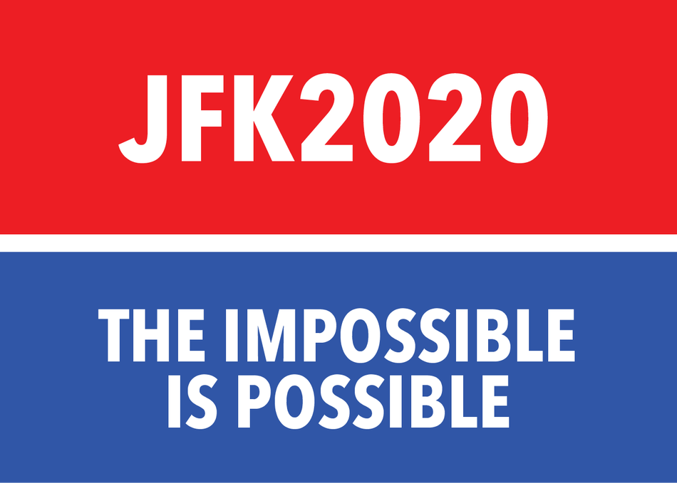 JFK 2020: Could JFK be the NEXT American President?