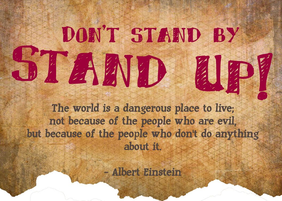 From Bystander to Upstander: 6 Steps to Be an Upstander