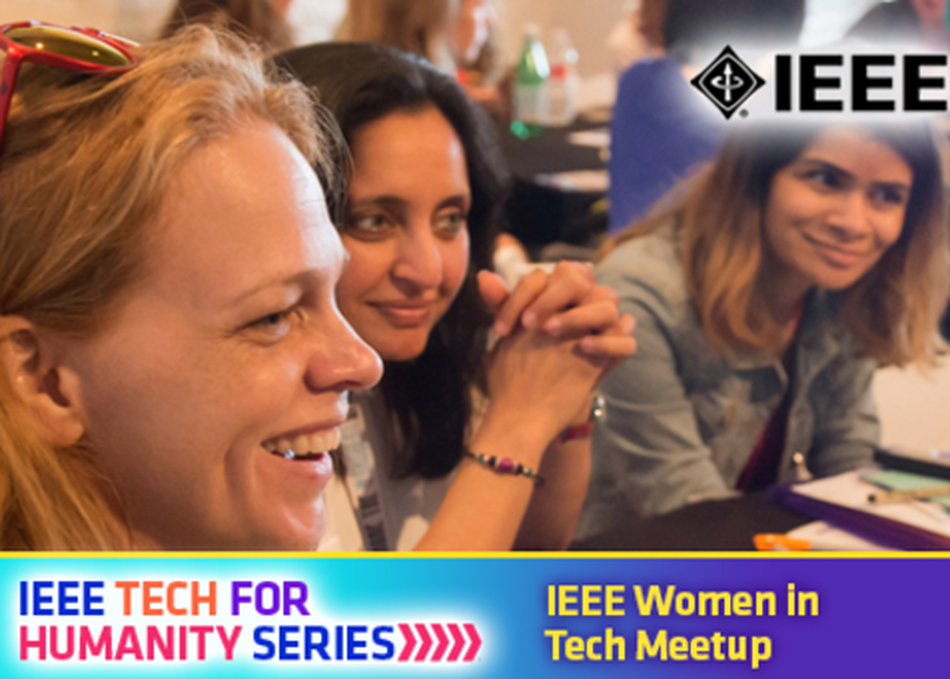 IEEE Women in Tech Meet Up