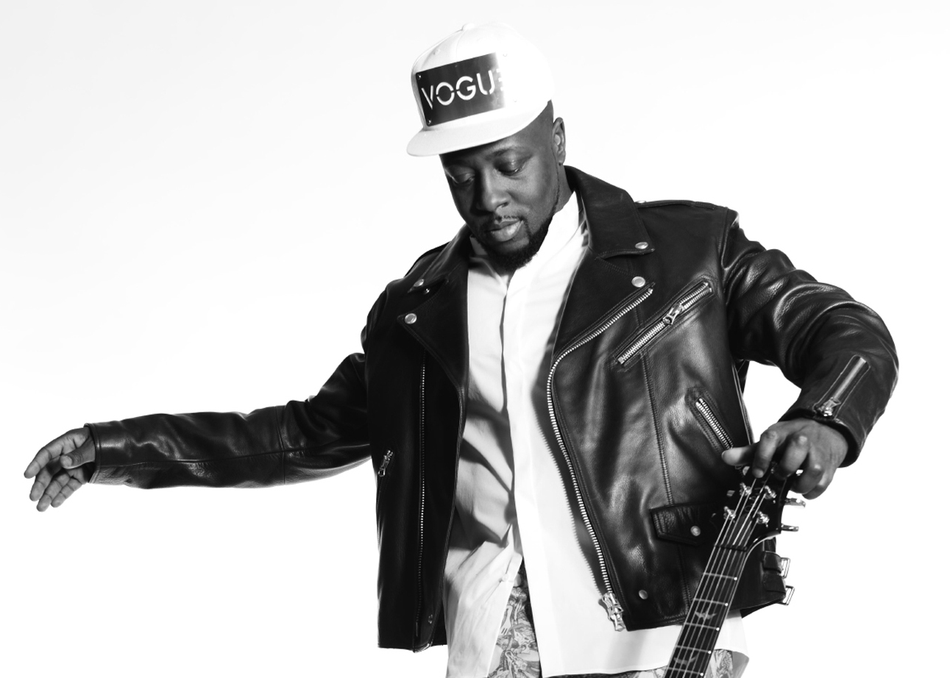 Featured Speaker: Wyclef Jean