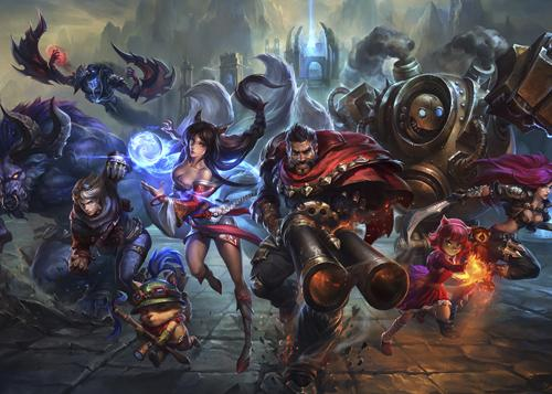 League of Legends PC Arena Tournament