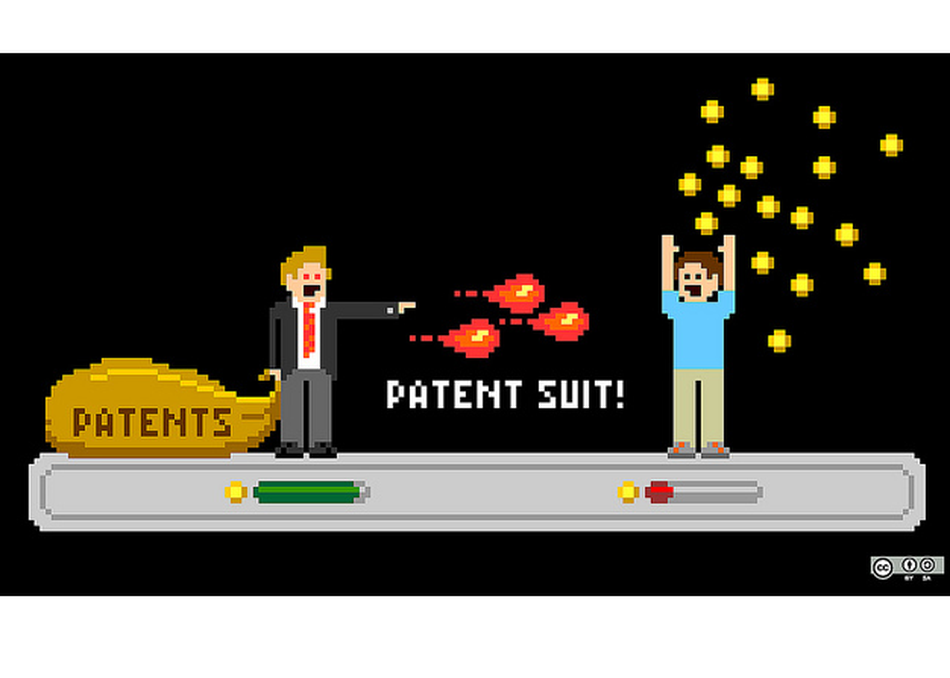 The Persistence of Patent Trolls in Tech