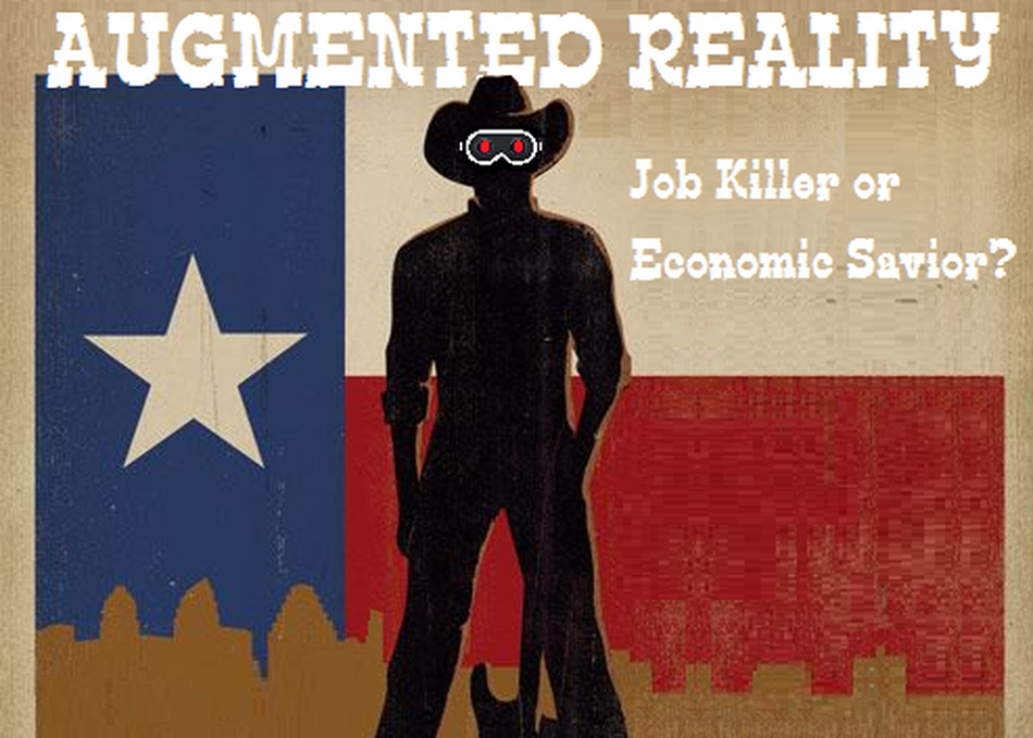 Augmented Reality: Job Killer or Economic Savior?