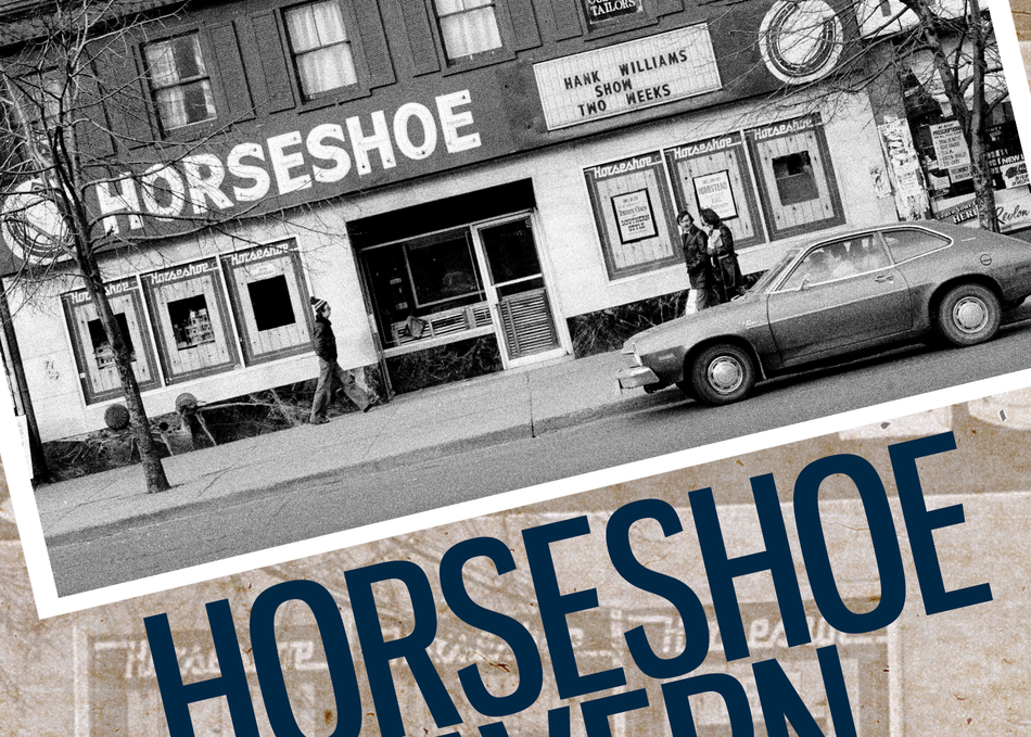 The Horseshoe: the Roots of Canadian Rock n' Roll