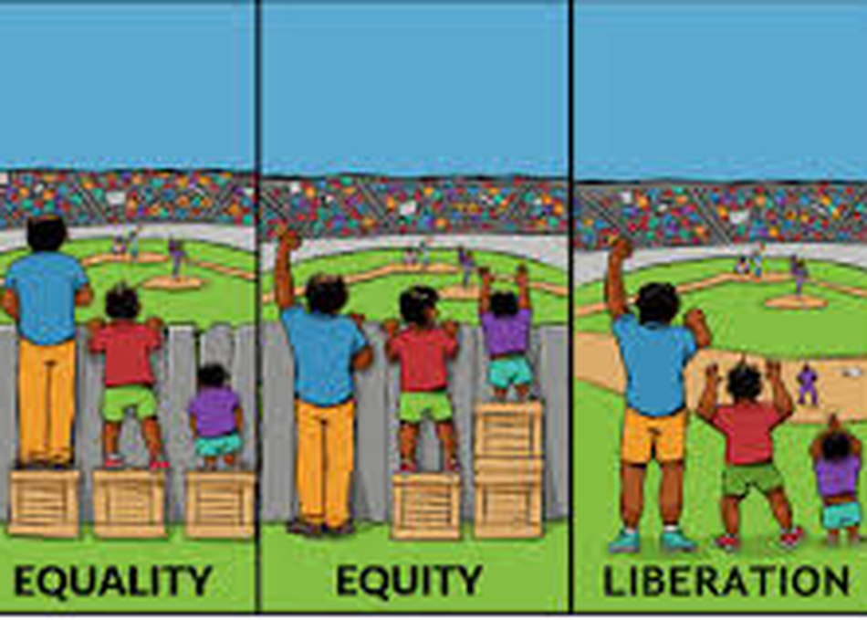 MBK Forum: Equality v Equity: What's the Difference?