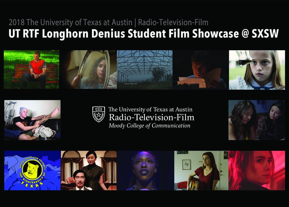 SXSW Community Screening: UT Radio-Television-Film Longhorn Denius Student Showcase