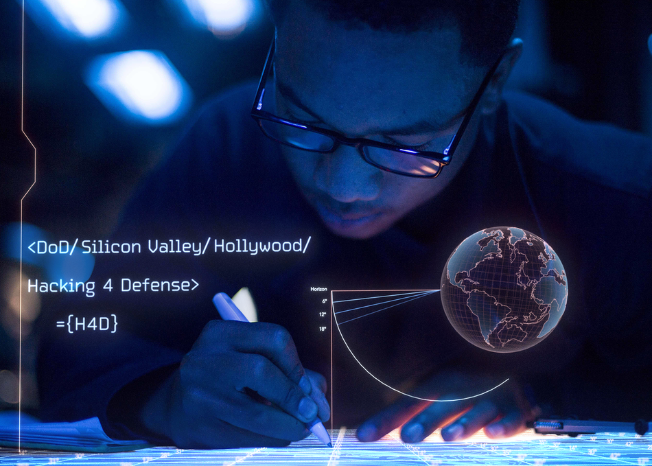 DoD, Silicon Valley, Hollywood: Hacking for Defense