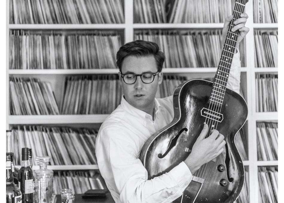 Nick Waterhouse and His Tarots