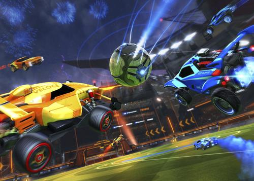 Rocket League 2v2 Tournament